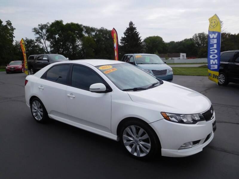 2013 Kia Forte for sale at North State Motors in Belvidere IL