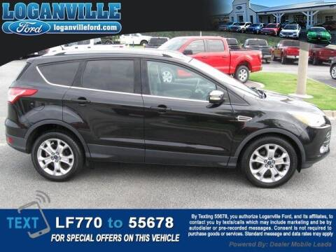 2015 Ford Escape for sale at Loganville Ford in Loganville GA