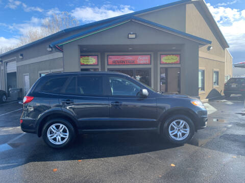 2012 Hyundai Santa Fe for sale at Advantage Auto Sales in Garden City ID