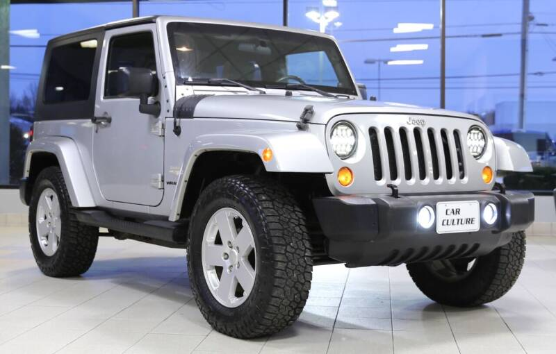 2007 Jeep Wrangler for sale at Car Culture in Warren OH