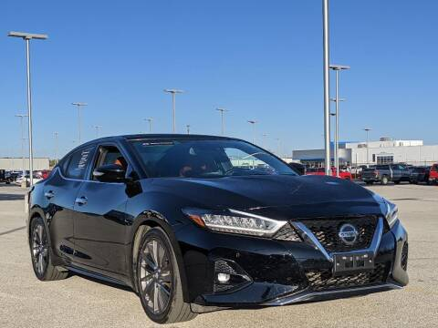 2019 Nissan Maxima for sale at Gandrud Dodge in Green Bay WI