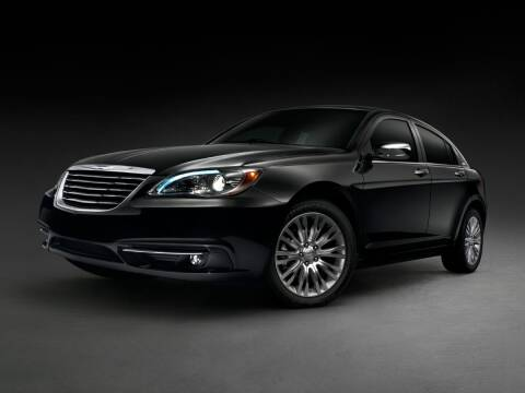 2011 Chrysler 200 for sale at Bill Gatton Used Cars in Johnson City TN