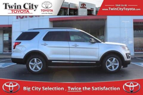 2016 Ford Explorer for sale at Twin City Toyota in Herculaneum MO