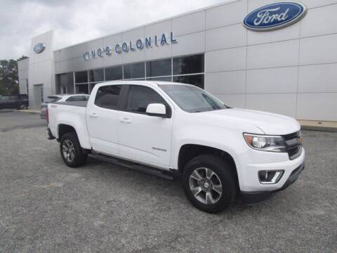 2018 Chevrolet Colorado for sale at King's Colonial Ford in Brunswick GA