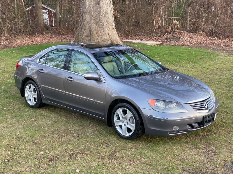 2005 Acura RL for sale at Choice Motor Car in Plainville CT