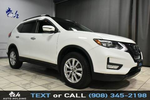 2018 Nissan Rogue for sale at AUTO HOLDING in Hillside NJ