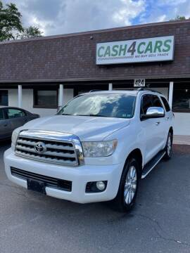 2010 Toyota Sequoia for sale at Cash 4 Cars in Penndel PA