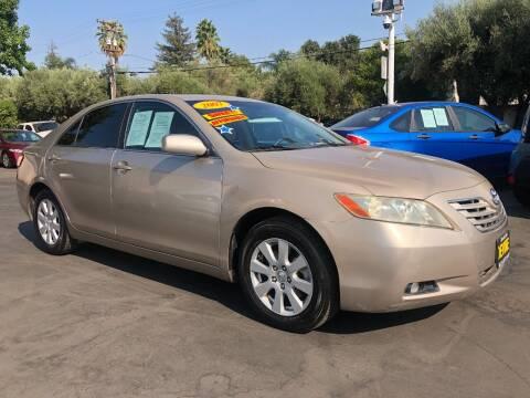 2007 Toyota Camry for sale at Devine Auto Sales in Modesto CA
