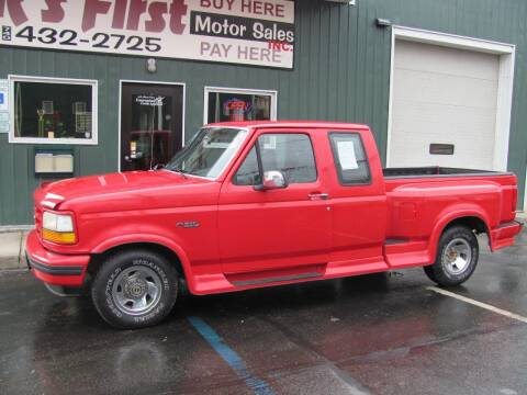 1993 Ford F-150 for sale at R's First Motor Sales Inc in Cambridge OH