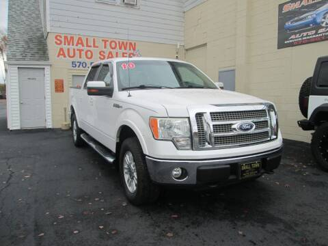 2010 Ford F-150 for sale at Small Town Auto Sales in Hazleton PA