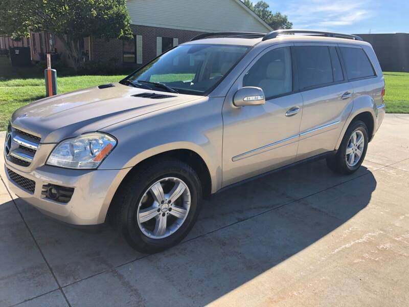 2007 Mercedes-Benz GL-Class for sale at Renaissance Auto Network in Warrensville Heights OH