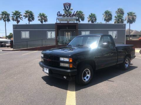 1990 Chevrolet C/K 1500 Series for sale at Barrett Auto Gallery in San Juan TX