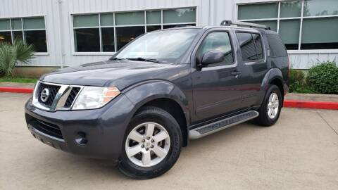 2011 Nissan Pathfinder for sale at Houston Auto Preowned in Houston TX
