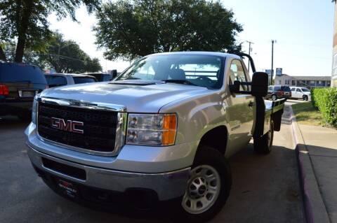 2012 GMC Sierra 3500HD CC for sale at E-Auto Groups in Dallas TX
