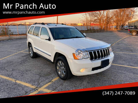2009 Jeep Grand Cherokee for sale at Mr Panch Auto in Staten Island NY