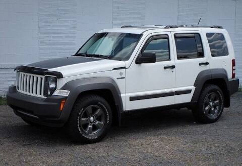 2010 Jeep Liberty for sale at Kohmann Motors & Mowers in Minerva OH