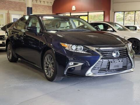 2018 Lexus ES 350 for sale at AW Auto & Truck Wholesalers  Inc. in Hasbrouck Heights NJ