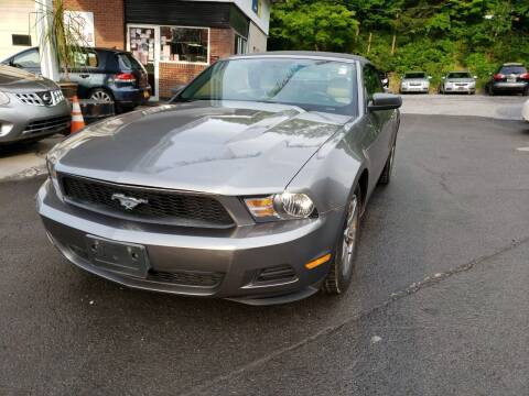 2010 Ford Mustang for sale at Apple Auto Sales Inc in Camillus NY