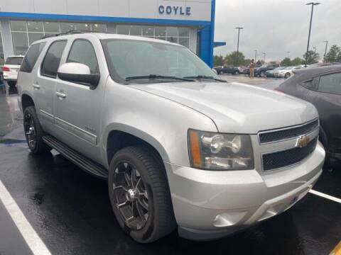 2011 Chevrolet Tahoe for sale at COYLE GM - COYLE NISSAN - New Inventory in Clarksville IN