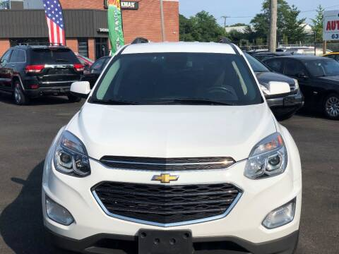 2016 Chevrolet Equinox for sale at QUALITY AUTO SALES OF NEW YORK in Medford NY