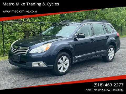 2012 Subaru Outback for sale at Metro Mike Trading & Cycles in Albany NY