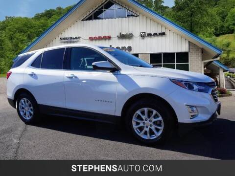2018 Chevrolet Equinox for sale at Stephens Auto Center of Beckley in Beckley WV