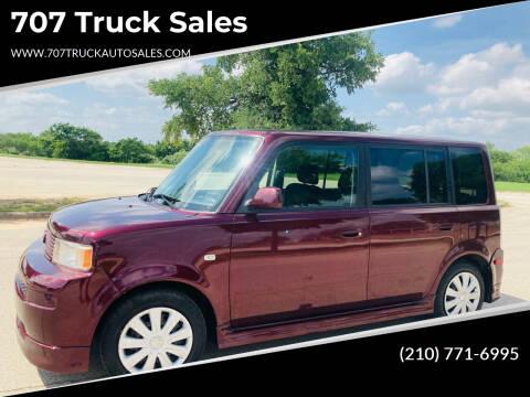 2005 Scion xB for sale at 707 Truck Sales in San Antonio TX