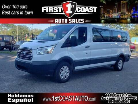 2019 Ford Transit Passenger for sale at 1st Coast Auto -Cassat Avenue in Jacksonville FL