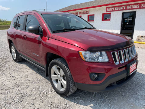 2012 Jeep Compass for sale at Sarpy County Motors in Springfield NE