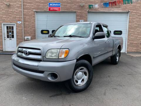 2003 Toyota Tundra for sale at West Haven Auto Sales in West Haven CT