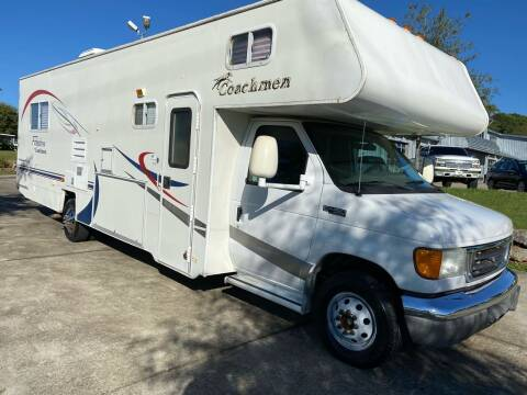2005 Ford E-Series Chassis for sale at HIGHWAY 12 MOTORSPORTS in Nashville TN
