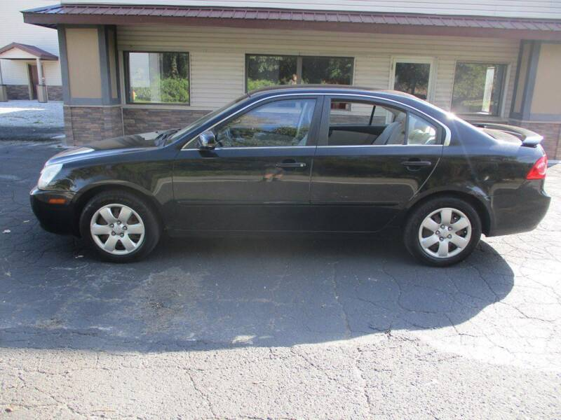 2007 Kia Optima for sale at Settle Auto Sales TAYLOR ST. in Fort Wayne IN