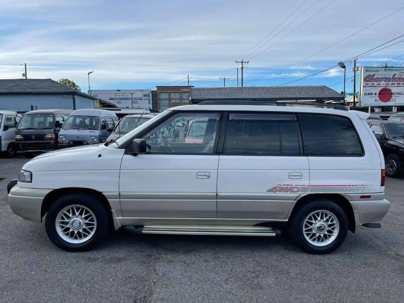 1996 Mazda MPV for sale at JDM Car & Motorcycle LLC in Seattle WA