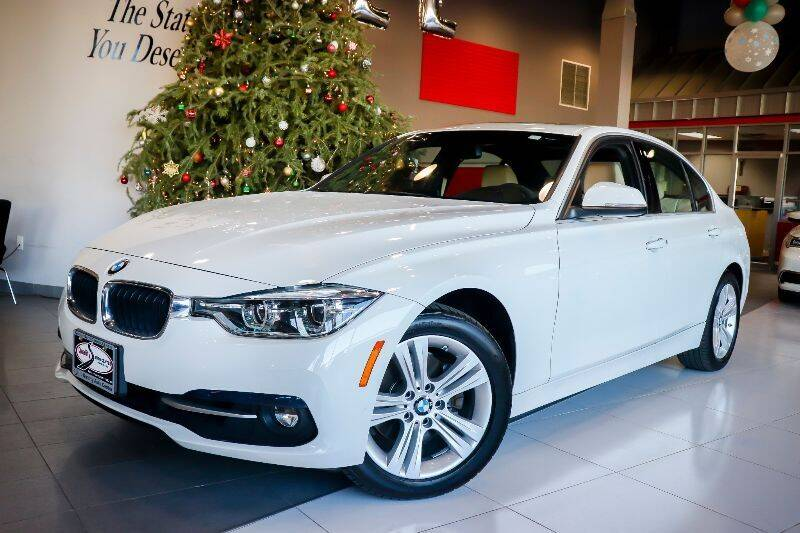 2018 BMW 3 Series for sale at Quality Auto Center of Springfield in Springfield NJ