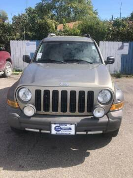 2005 Jeep Liberty for sale at New Start Motors LLC - Crawfordsville in Crawfordsville IN