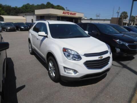 2018 Chevrolet Equinox for sale at AUTO MART in Montgomery AL