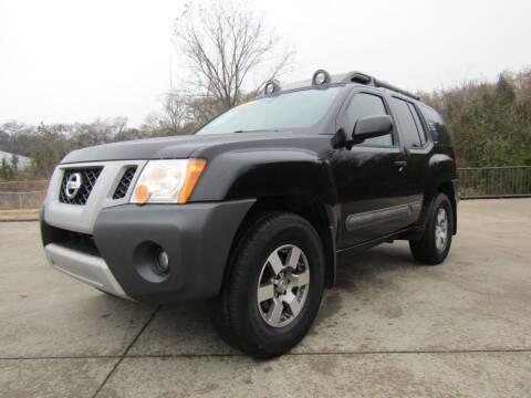 2012 Nissan Xterra for sale at A & A IMPORTS OF TN in Madison TN