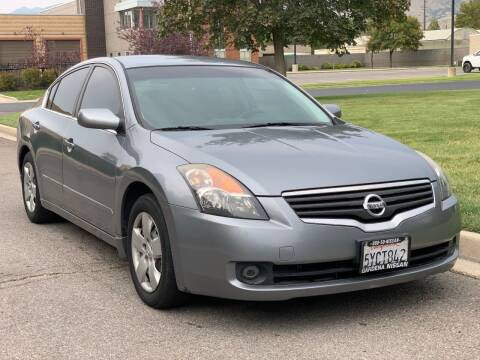 2007 Nissan Altima for sale at A.I. Monroe Auto Sales in Bountiful UT