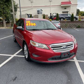 2010 Ford Taurus for sale at Auto Bella Inc. in Clayton NC