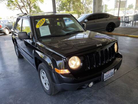2014 Jeep Patriot for sale at Sac River Auto in Davis CA