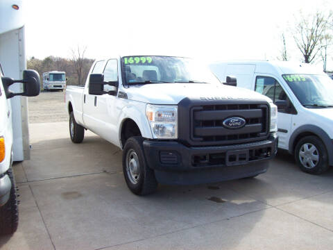 2014 Ford F-250 Super Duty for sale at Summit Auto Inc in Waterford PA