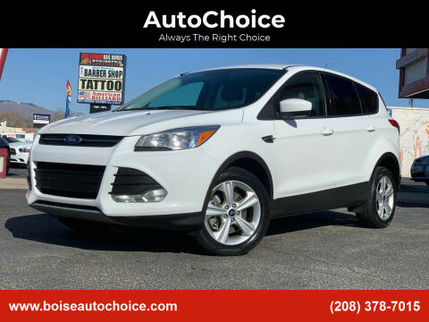 2015 Ford Escape for sale at AutoChoice in Boise ID
