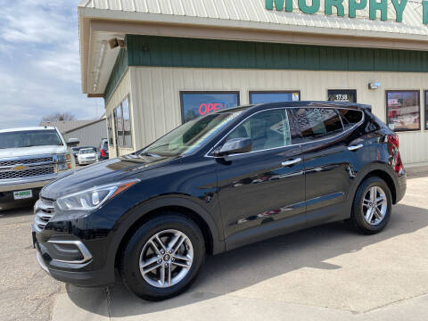 2018 Hyundai Santa Fe Sport for sale at Murphy Motors Next To New Minot in Minot ND
