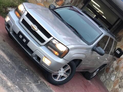 2007 Chevrolet TrailBlazer for sale at Atlanta Prestige Motors in Decatur GA