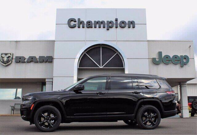 2021 Jeep Grand Cherokee L for sale in Athens, AL
