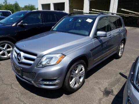 2013 Mercedes-Benz GLK for sale at Franklyn Auto Sales in Cohoes NY