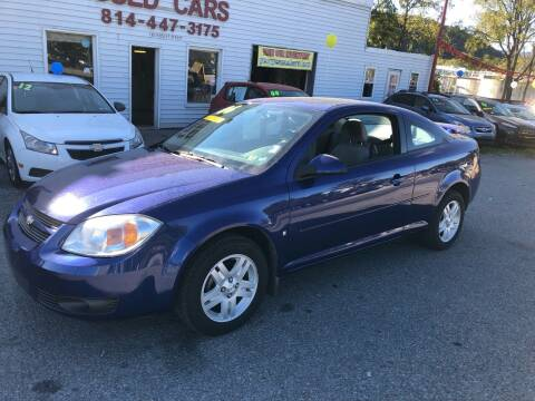 2006 Chevrolet Cobalt for sale at George's Used Cars Inc in Orbisonia PA