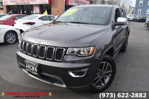 2019 Jeep Grand Cherokee for sale at www.onlycarsnj.net in Irvington NJ