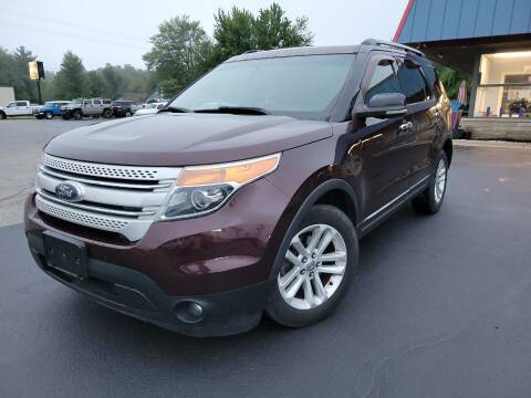 2011 Ford Explorer for sale at Cruisin' Auto Sales in Madison IN