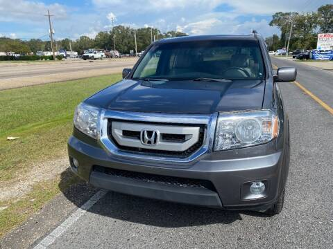 2011 Honda Pilot for sale at Double K Auto Sales in Baton Rouge LA